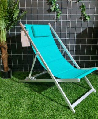 כיסא חוף אלומיניום הוואי