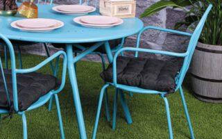שולחן ו-4 כיסאות דגם נאנט
