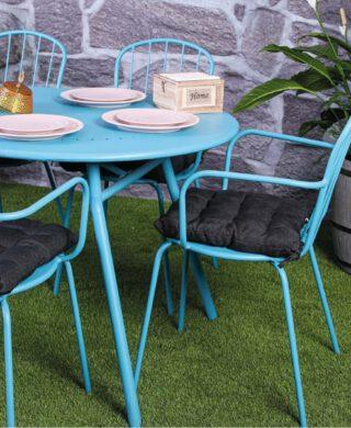 שולחן וכיסאות דגם נאנט