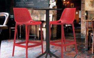 שולחן וכיסאות בר אנג'ל